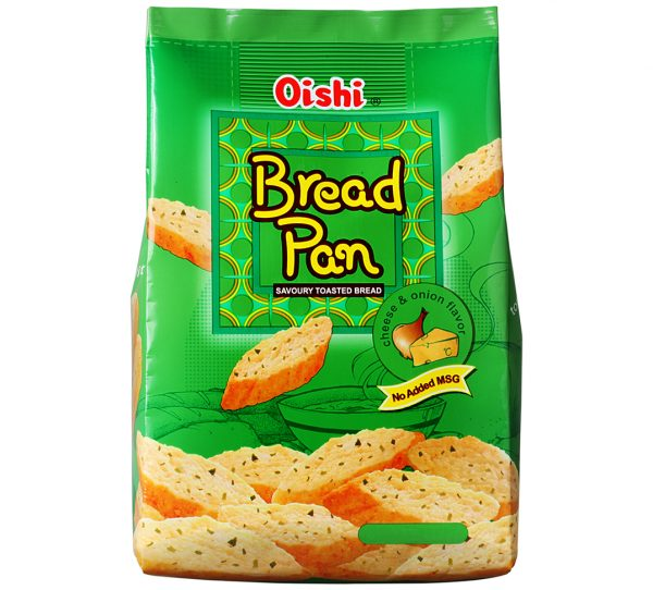 Oishi Bread Pan Cheese & Onion